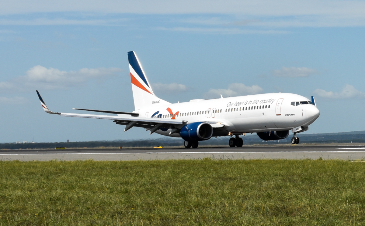 Why Rex Doesn't See Jetstar As A Competitor