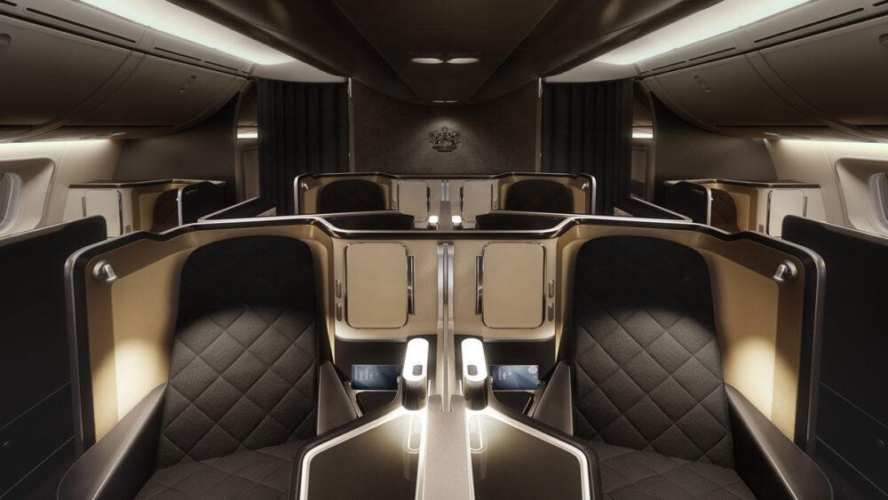 British Airways 787 Club World