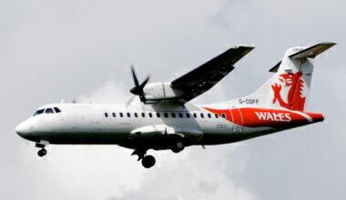 Air Wales ATR42