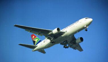 SAA Boeing 767