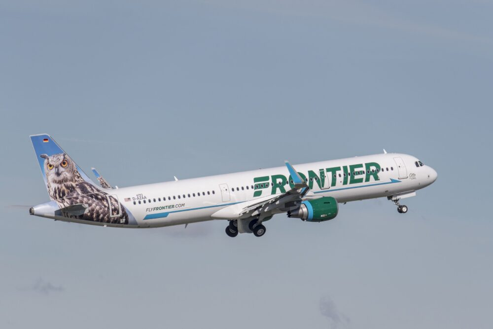 Frontier Airbus A321