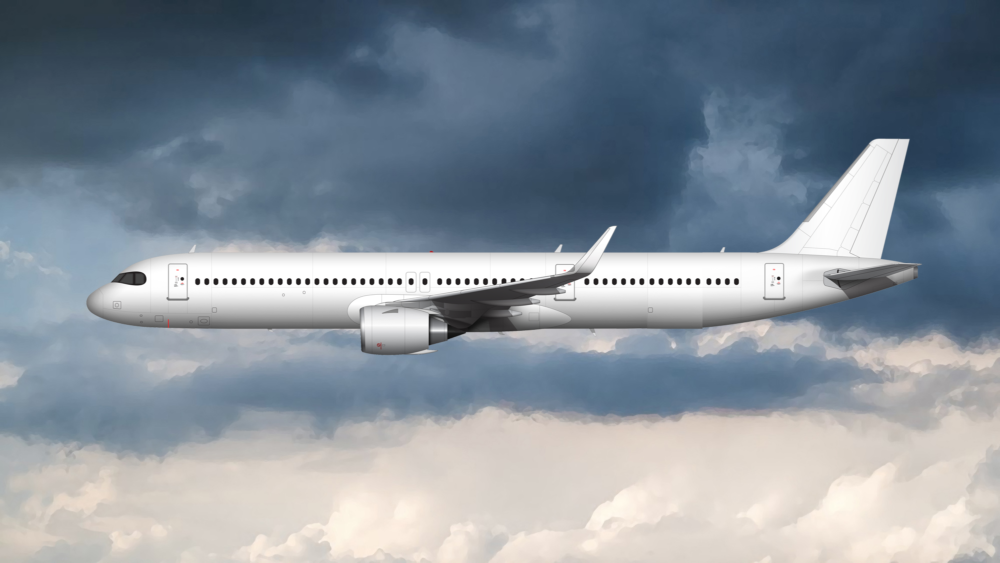 Airbus Reportedly Mulls Next Generation A322 Aircraft