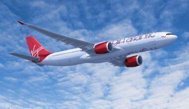 A330-900 Virgin Atlantic