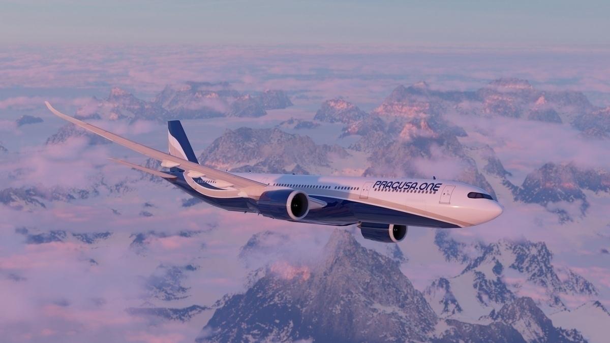 Pragusa.One A330