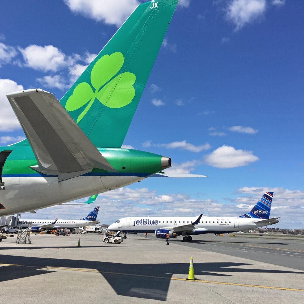 JetBlue Aer Lingus