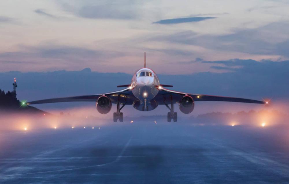 Australia-Supersonic-Flight