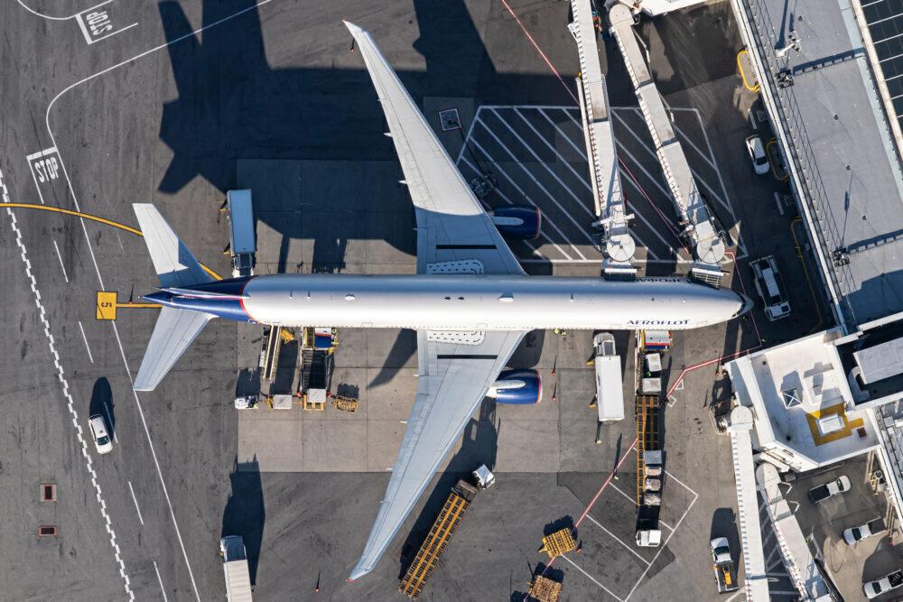 Аэрофлот 777
