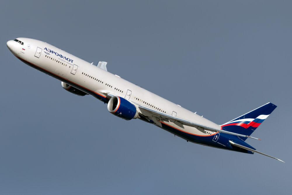 Аэрофлот B777-300ER