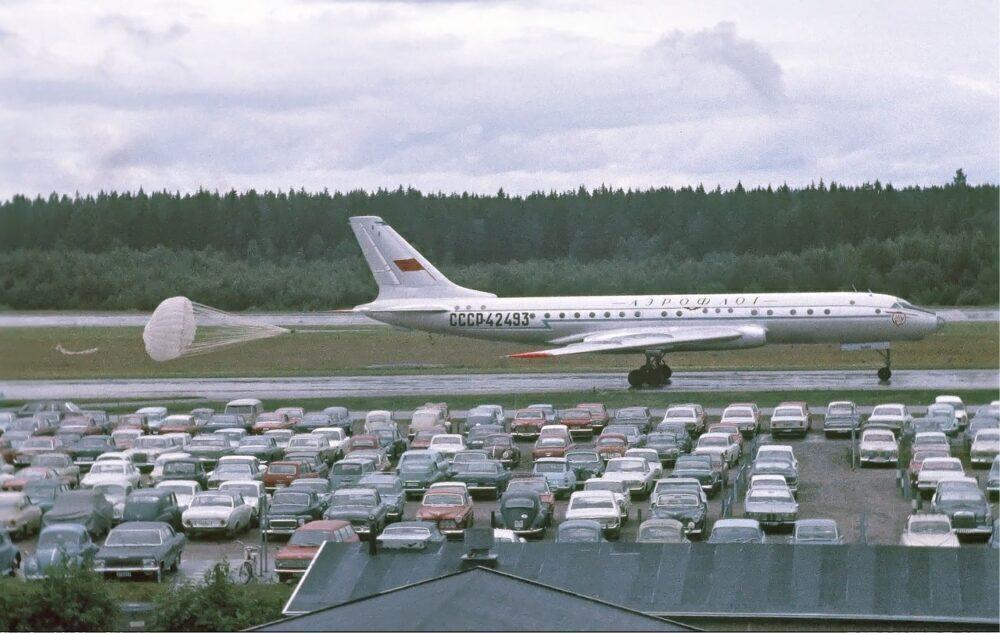 Tupolev Tu-104