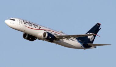 Aeromexico Boeing 737