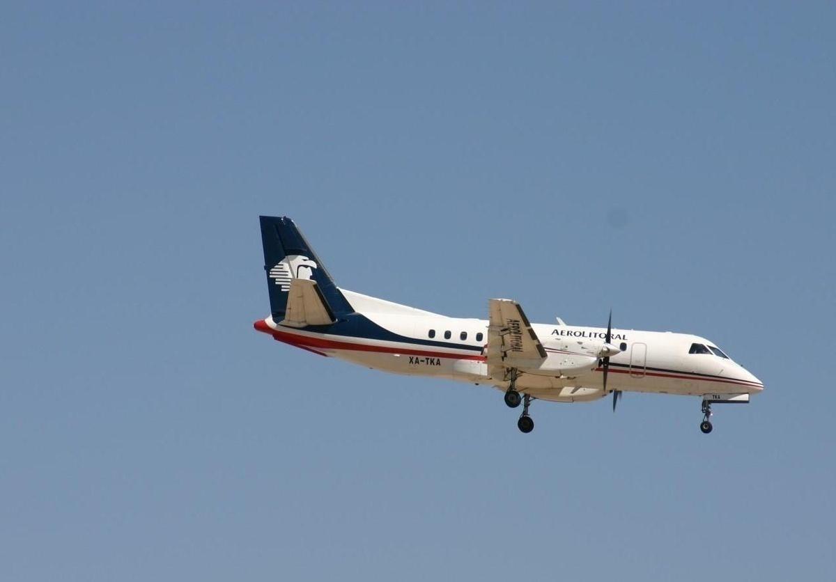 Aeromexico Saab
