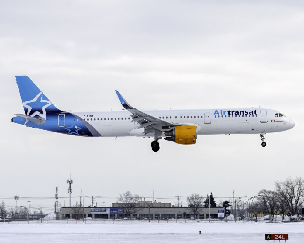 Quebec Businessman Appears To Step Back From Air Transat Sale