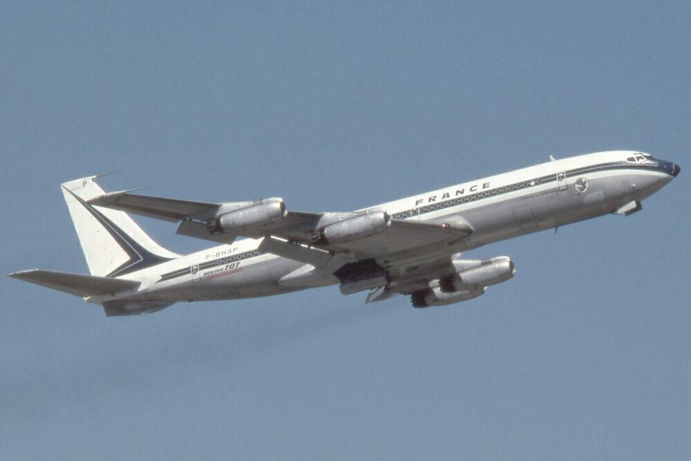 Air France Boeing 707