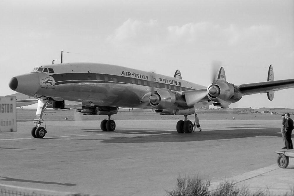 Air India Lockheed Constellation