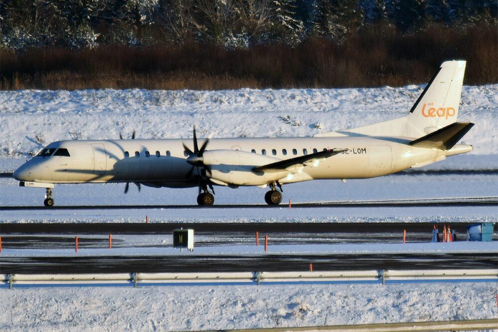 Air Leap SAAB 2000