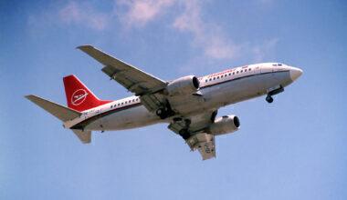Air Malawi 737