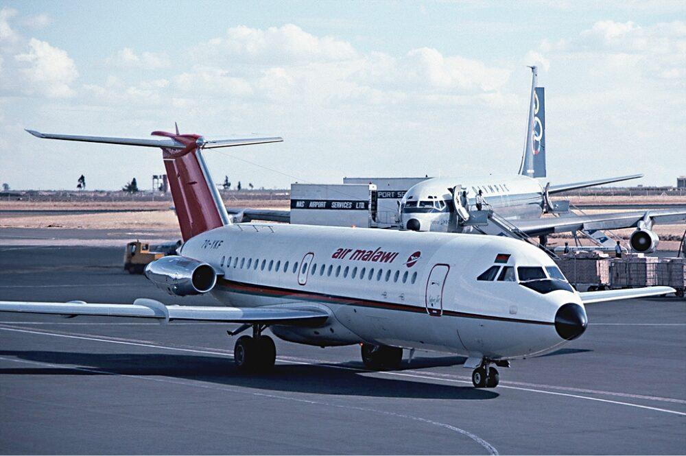 Air Malawi BAC One-Eleven