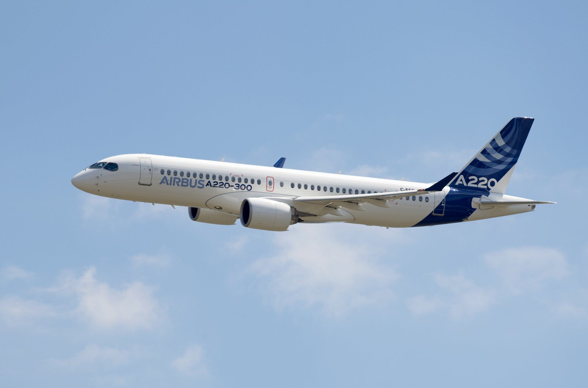 There Is Interest For The Airbus A220 In China