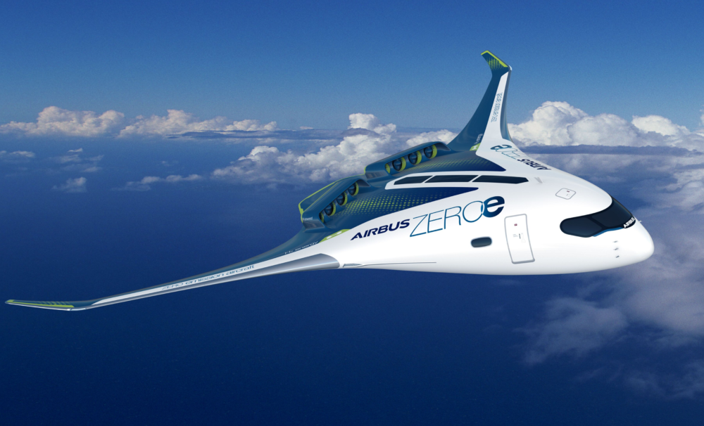 Blended Wing Design: The Plane Type Of The Future?