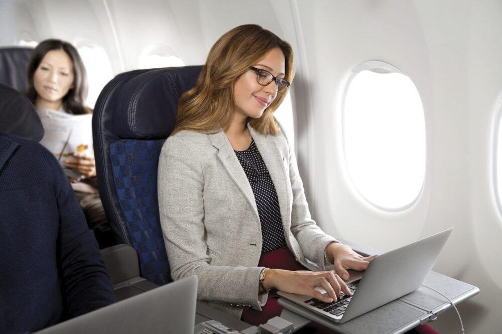 AA Passenger