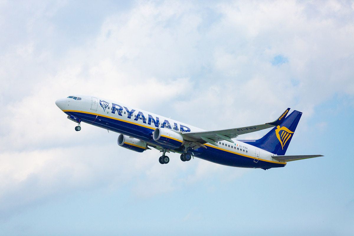Ryanair Goes Full Steam Ahead On Portugal Capacity Expansion
