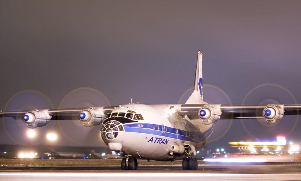 Atran Antonov An-12