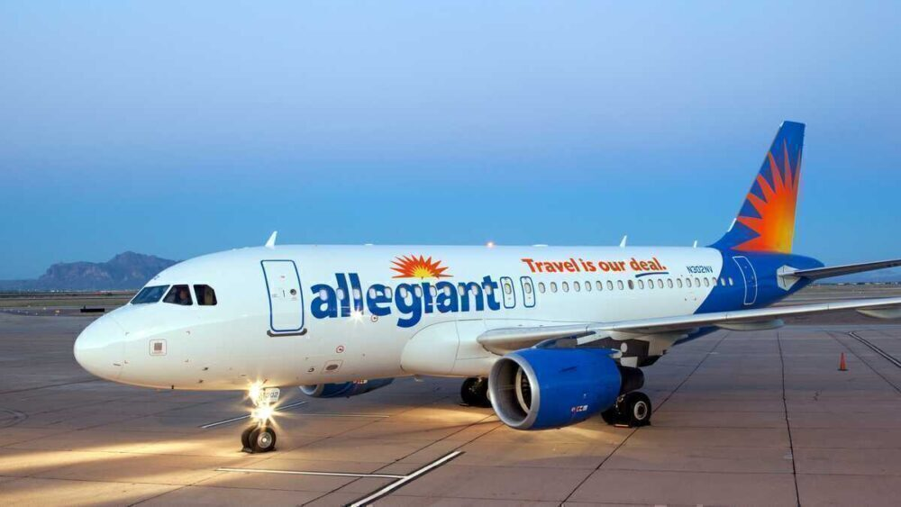 Allegiant Goes Big: Will Serve Phoenix Sky Harbor