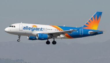 Allegiant Airbus A319