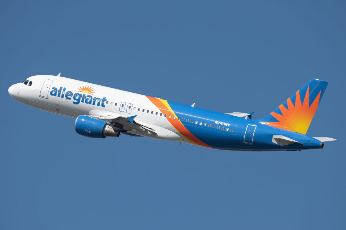 Allegiant Air Is Not Concerned About Breeze Airways