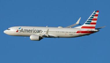American B737MAX