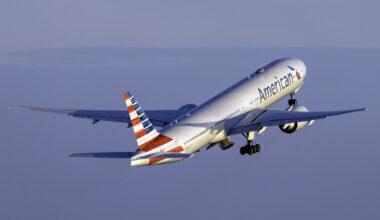 American Airlines Boeing 777-323(ER) N732AN