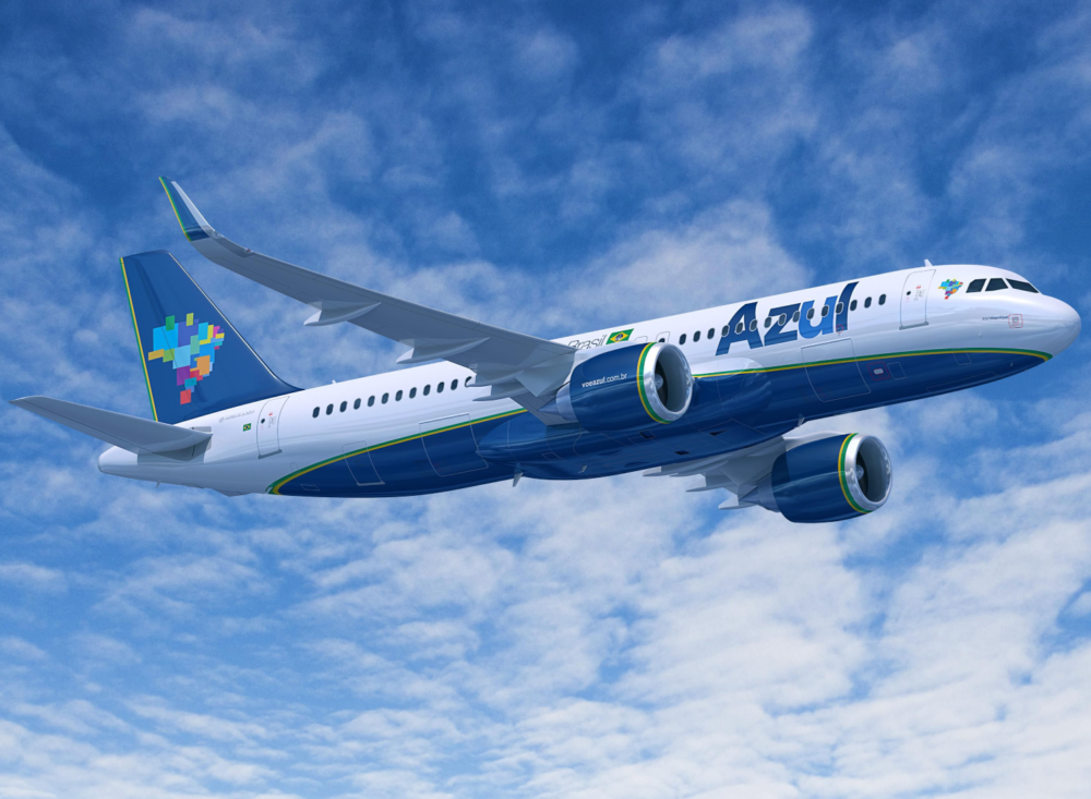 Azul-A320neo-Engine-Troubles