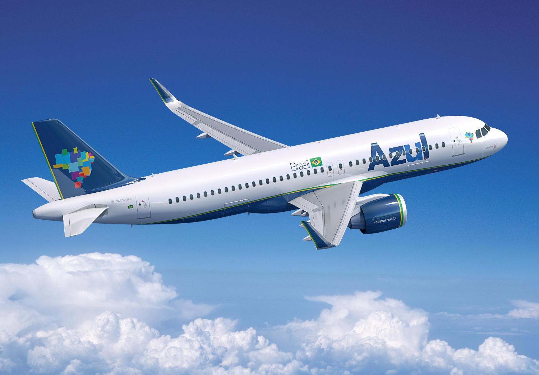 Azul A320neo Suffers Engine Troubles Departing Rio De Janeiro