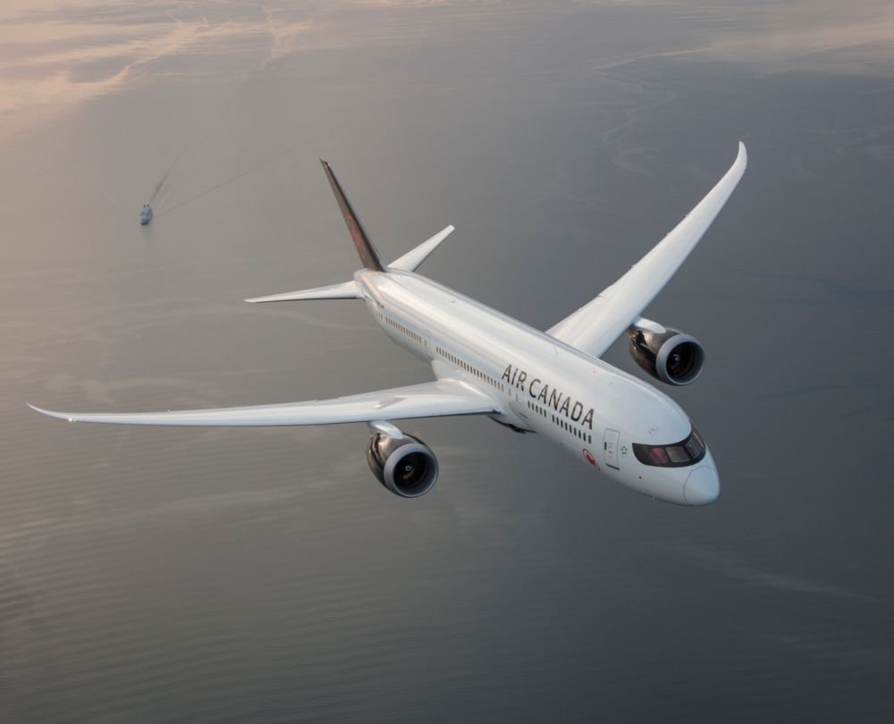 Air-Canada-edmonton-emissions-reduction