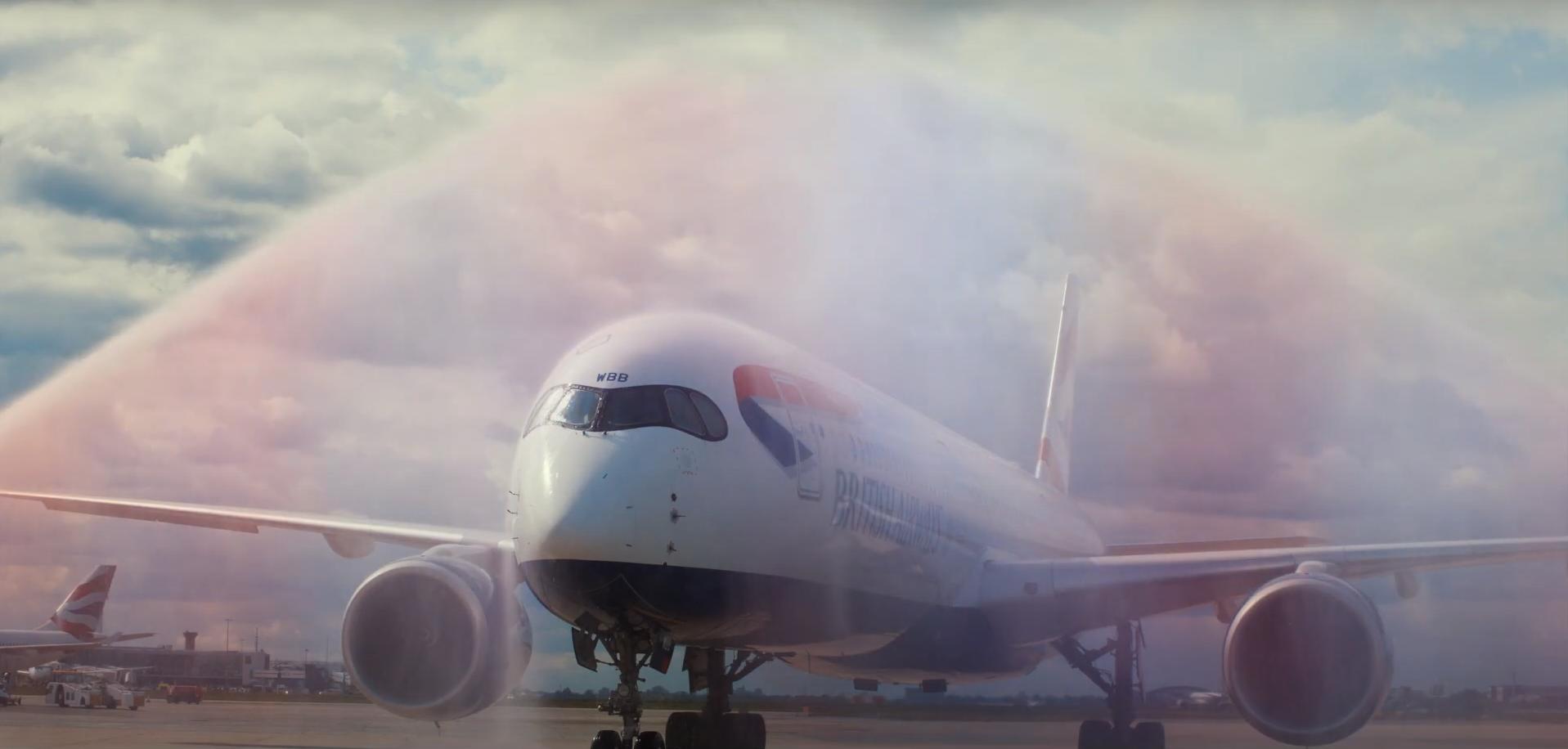 British Airways, Airbus A350, Flagship Aircraft