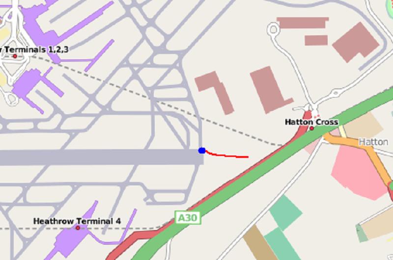 BA38 Map