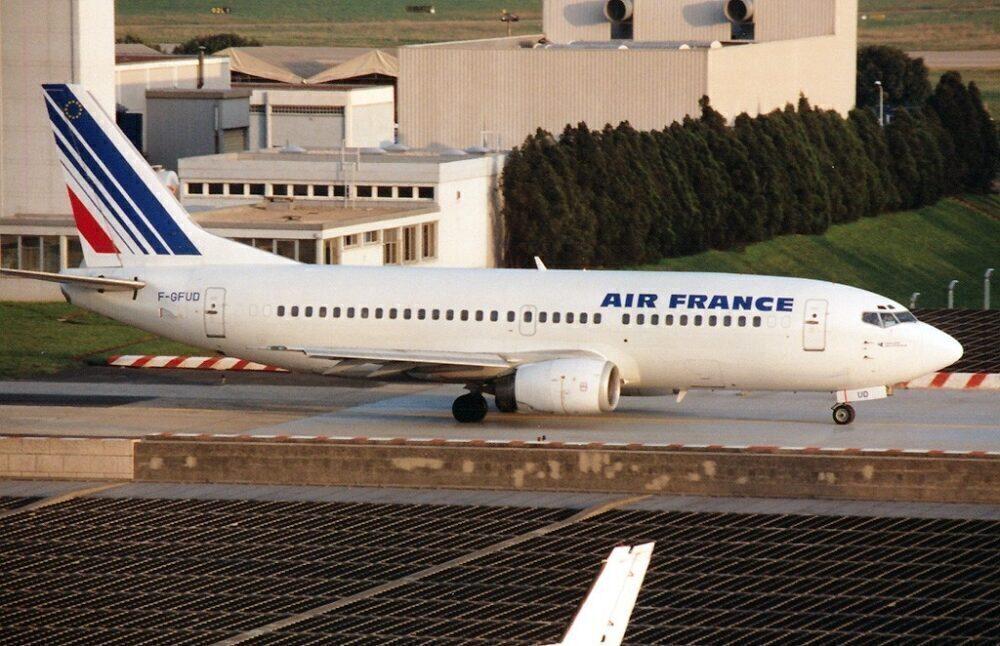 Boeing 737-300 d'Air France