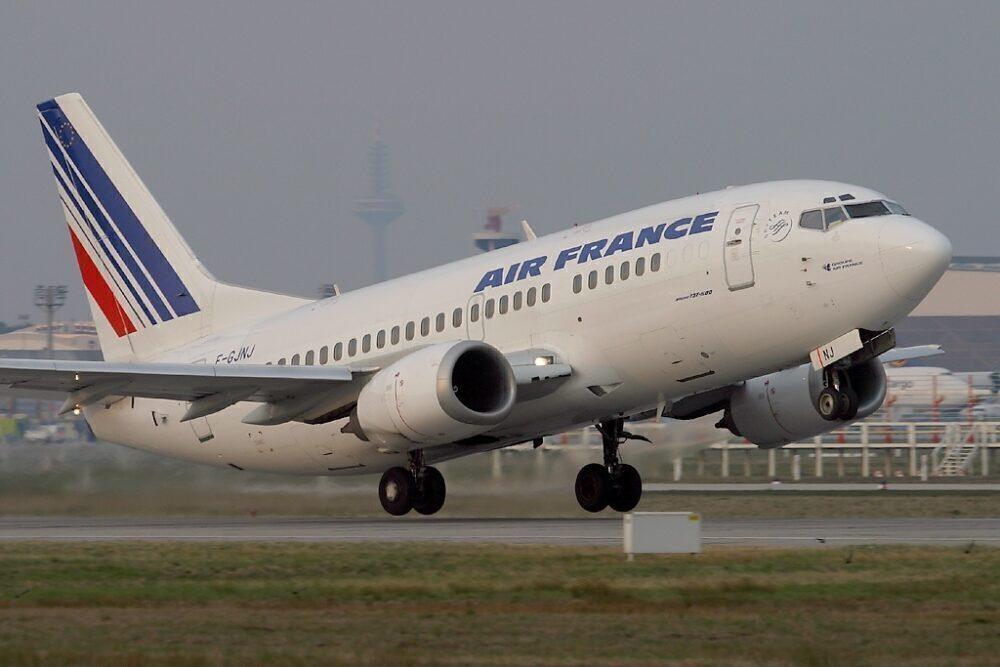Boeing 737 d'Air France