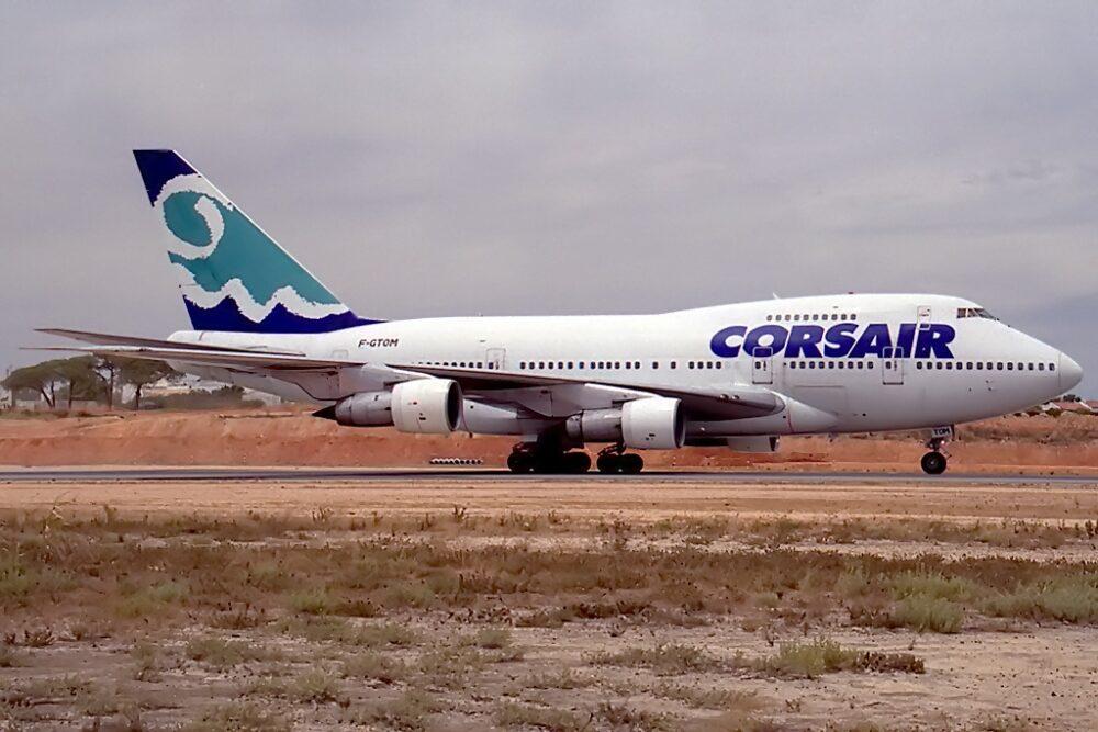 Corsair 747SP