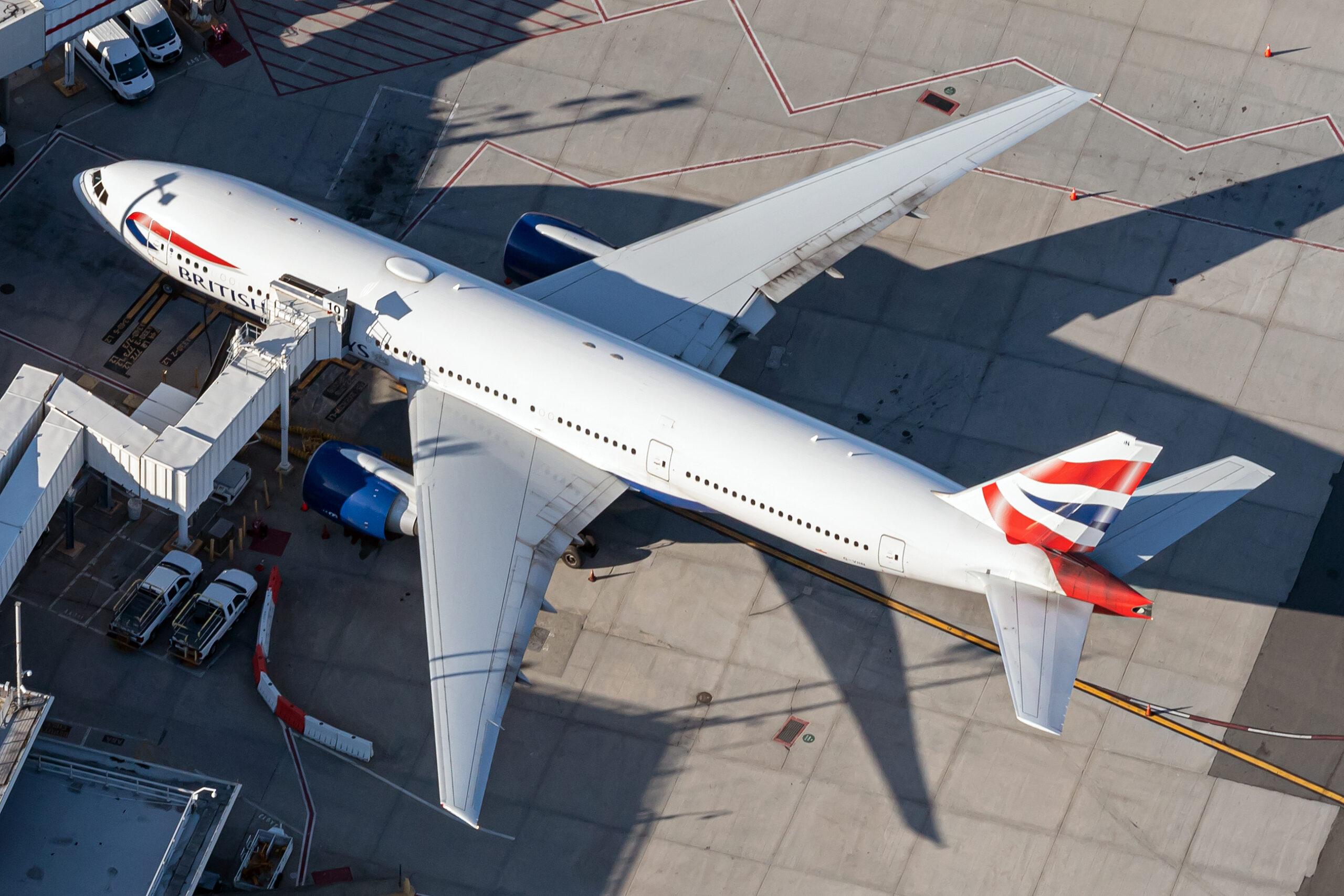 British Airways, India, Humanitarian Aid