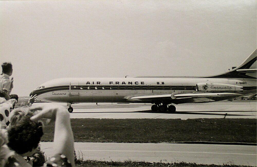 Air France Caravelle