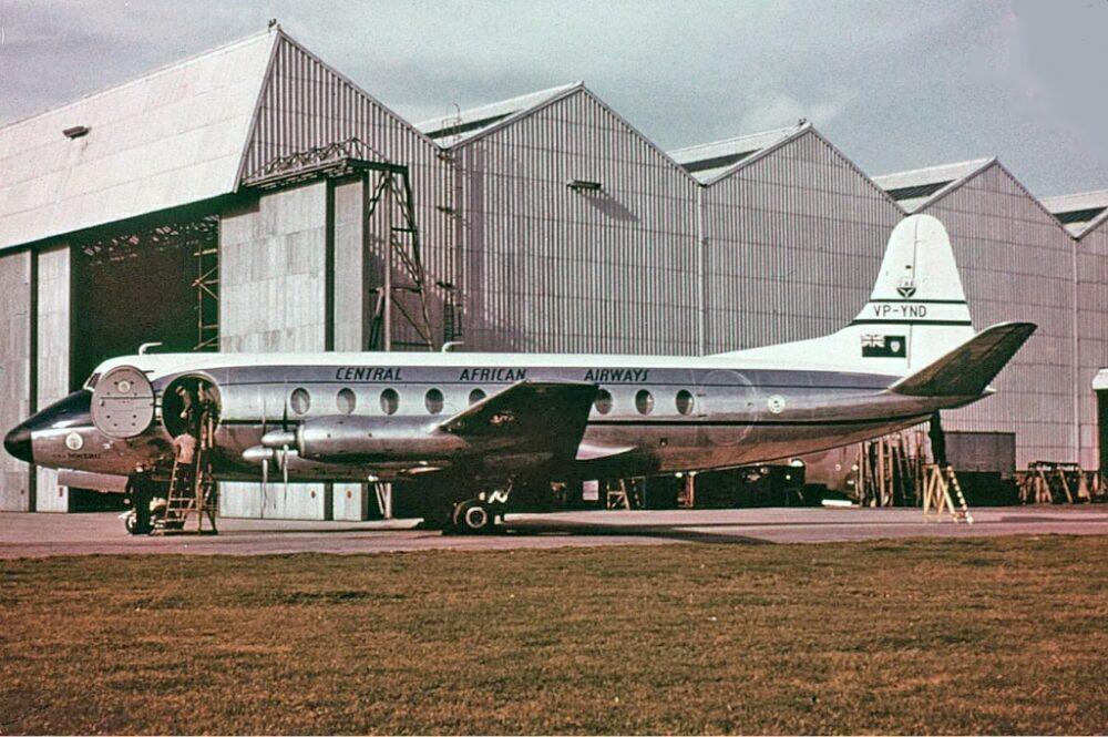 CAA Vickers Viscount