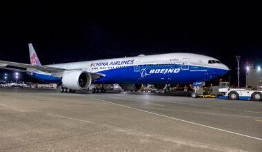 777-300ER CHI #1399-WE516