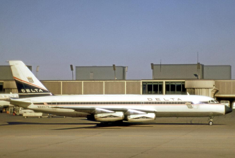 Delta Air Lines Convair 880