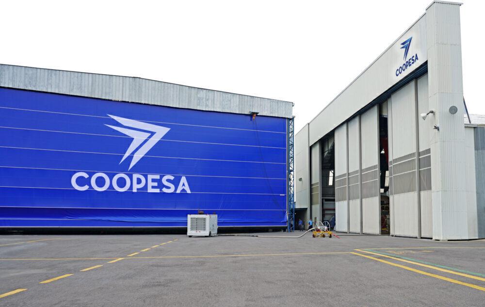 Coopesa Hangars