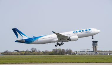 Corsair A330neo