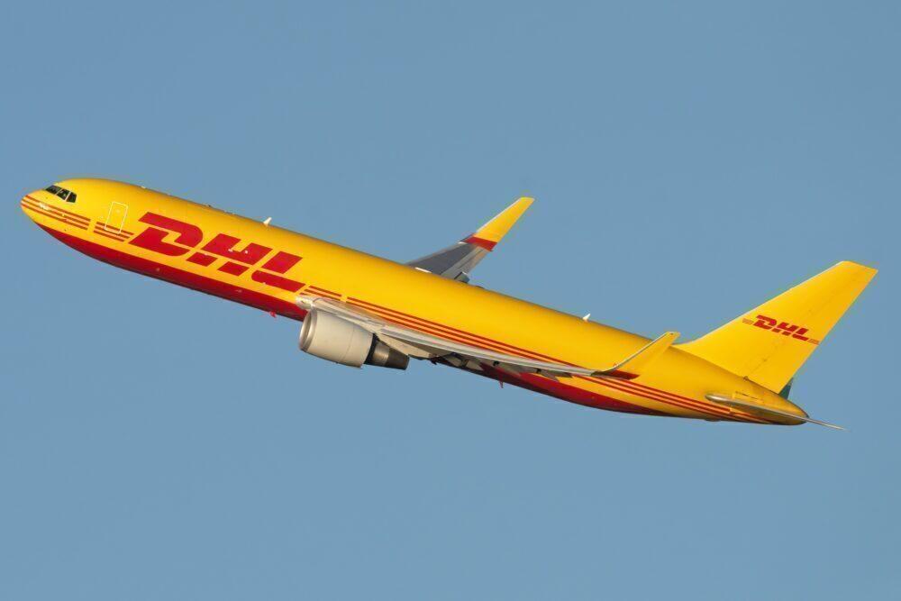 DHL Boeing 767-300F