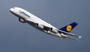 Lufthansa, Airbus A380, Long Term Storage