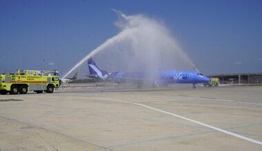 Breeze Airways innaugual