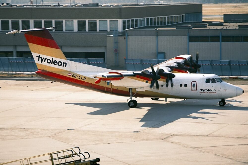 Tyrolean DHC-7
